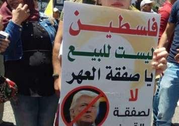 الخطيب: الشعب الفلسطيني هو صمام الأمان لتحطيم