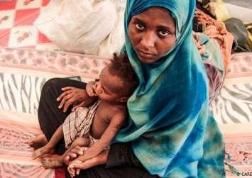 2 مليون امرأة يمنية نازحة منذ بدء الحرب
