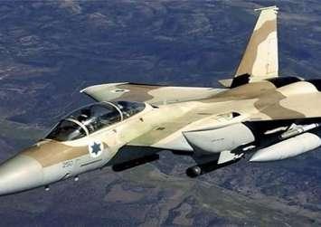 الطيران الحربي الاسرائيلي يخرق الاجواء اللبنانية